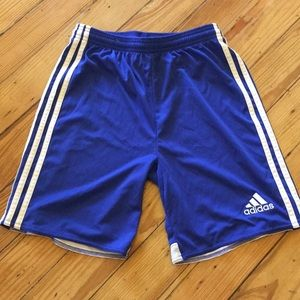 Boys adidas basketball shorts